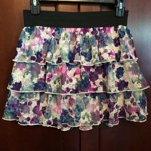 NWOT Joe Benbasset Lace Skirt Size M